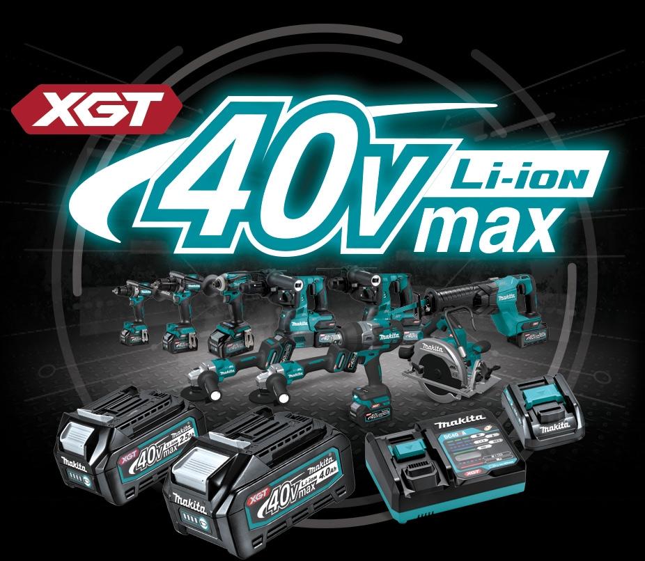 XGT 40V Makita